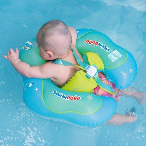 Plávacie koleso pre bábätká, deti