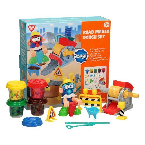 Play Doh road maker plastelína