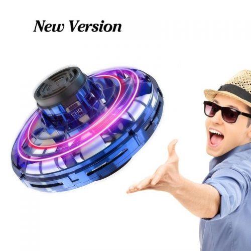 Hra pre dvoch, hračka pre deti fidget spinner, mini drone