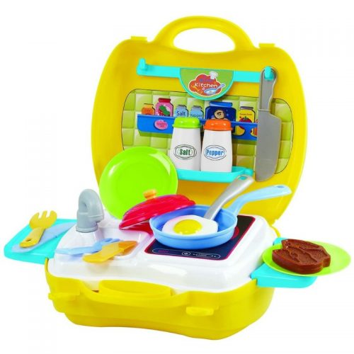 PlayGo My Carry Along Kitchen Toy Kitchen Sets
