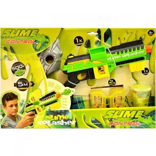 Slime Splasher, Slime control – blasterová hračka pre deti