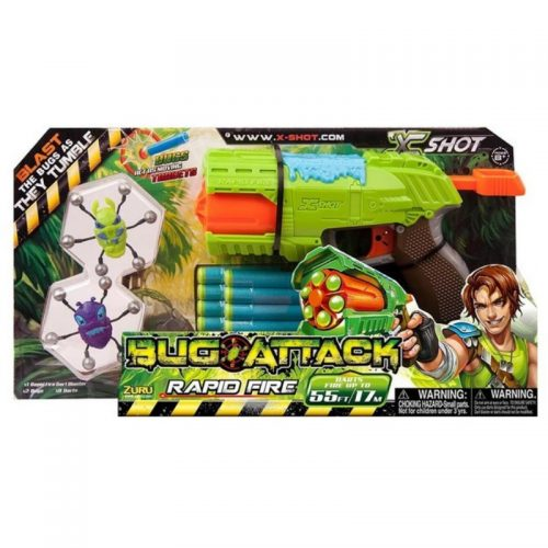 X-Shot – Bug Attack Rapid Fire